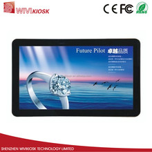 china indoor TFT 55inch kiosk reporting apple kiosk wall type kiosk
