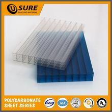 temperature resistance polycarbonate sunlight panel for security & protection