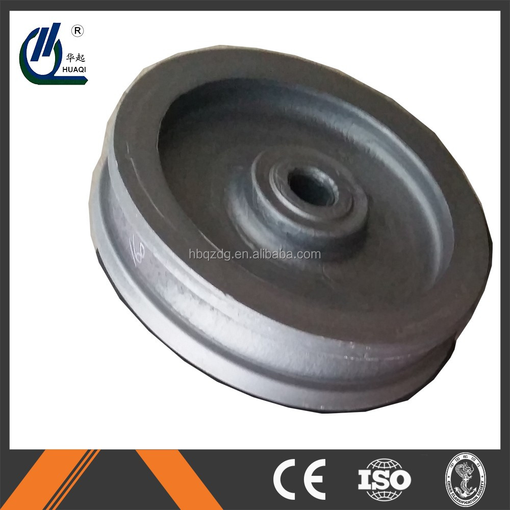Forging wheels for crane lifting parts