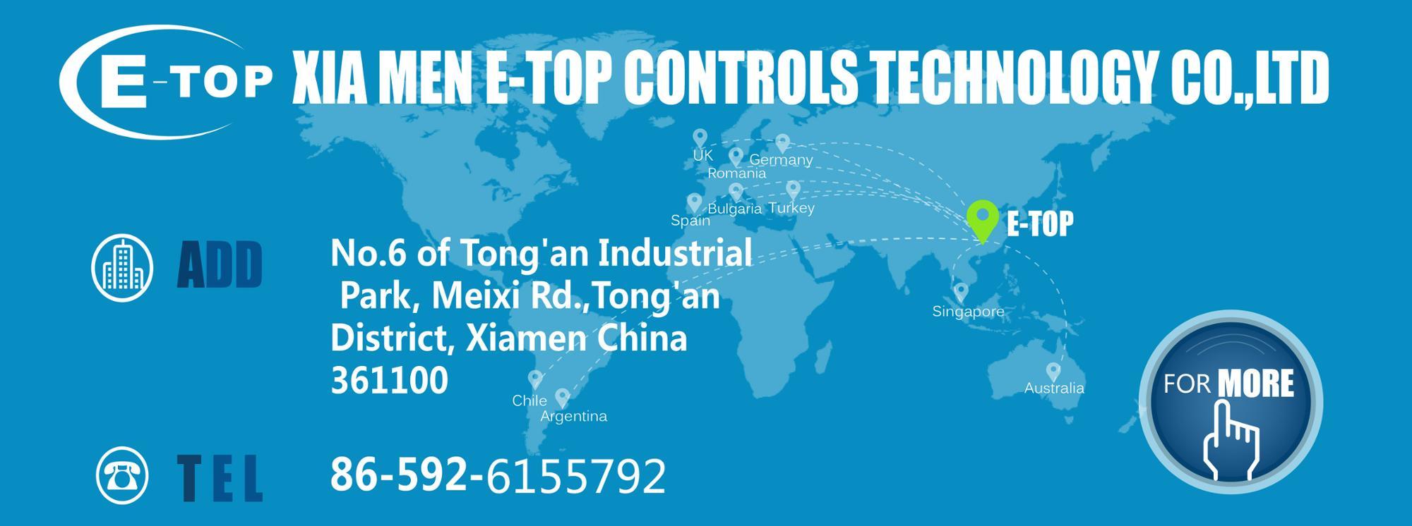 Xiamen E-Top Controls Technology Co., Ltd. - Room Thermostat