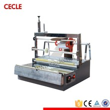 Plastic laundry soap overwrapping machine with CE certificate