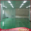 Caboli industrial polyurethane floor paint for factory with excellent dustproof