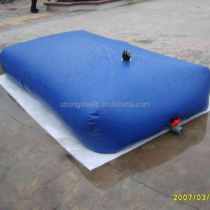 ISO9001:2008 large capacity reusable PVC water tank