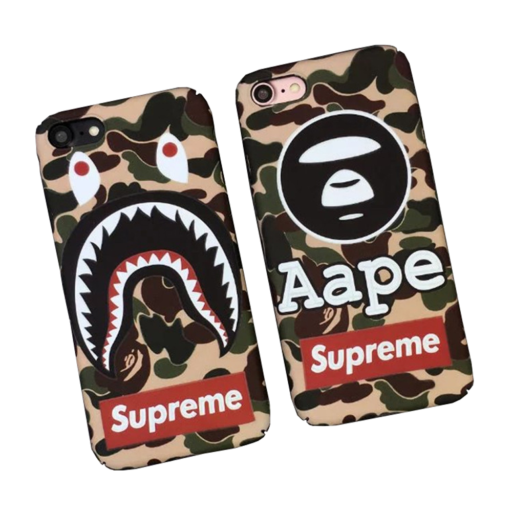 best selling products 2017 in USA IMD Supreme Phone Case for iPhone 7 Plus,Supreme and Lanyard cases for iphone 7