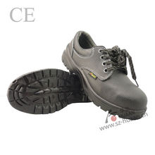 EN 20345 PU injection outsole steel toe safety boots