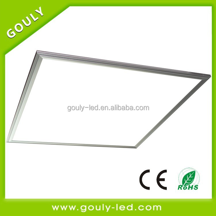 super thin flat indoor led panel light for 300x300/600x600 panel light