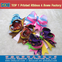 Colorful hair clips goody hair accessories for women