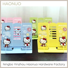 wholesale bookends hello kitty metal bookend