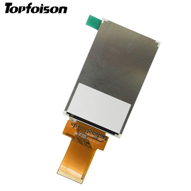 best price 240*320 2.8 inch tft lcd display module 37 pin 16 bit 8080 I/F with IC ILI9341-TF28018B