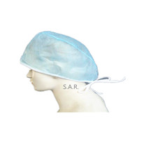 SAR cap Adjustable Ties Doctor Nurse Vet Aid Dentist medical cap