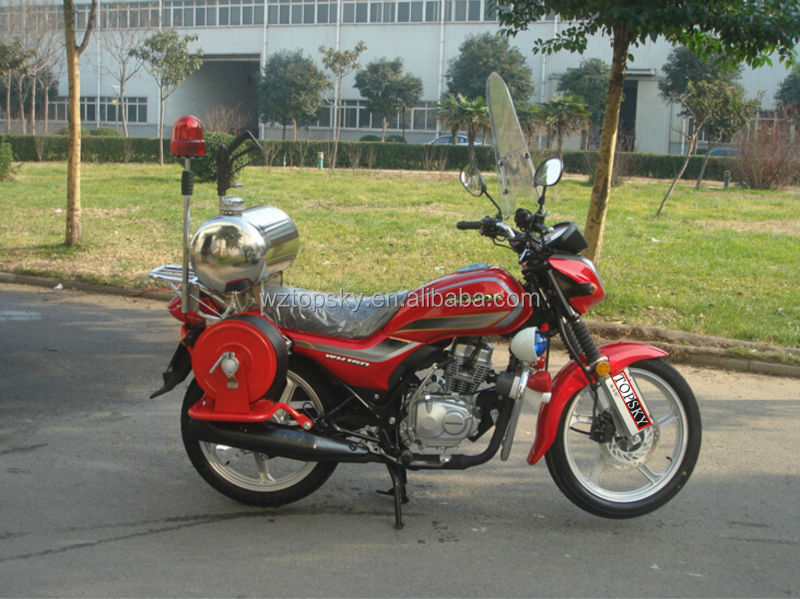 150-300CC Fire Fighting Motorcycle / Motor