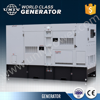 Hot sale denyo design soundproof diesel generator 20kw/25kva