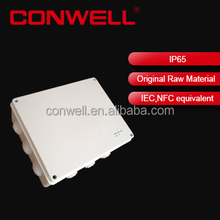 high quality plastic cable box plastic enclosure for electronic device