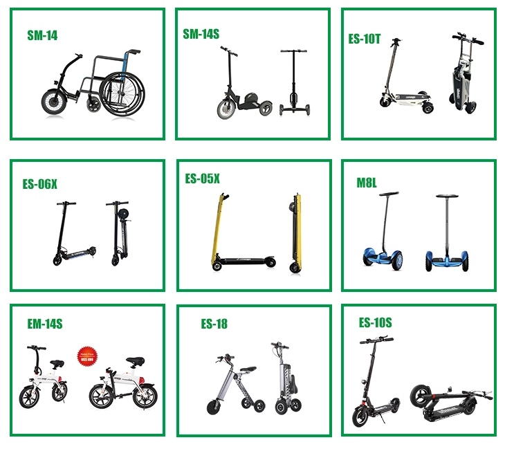 Dropping shipping adult electric 3 wheel scooters , electric folding bike bicycle 250W