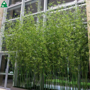 Cheap 2017 Artificial Plants Outdoor Decoration Bamboo 2017 Artificial Bamboo