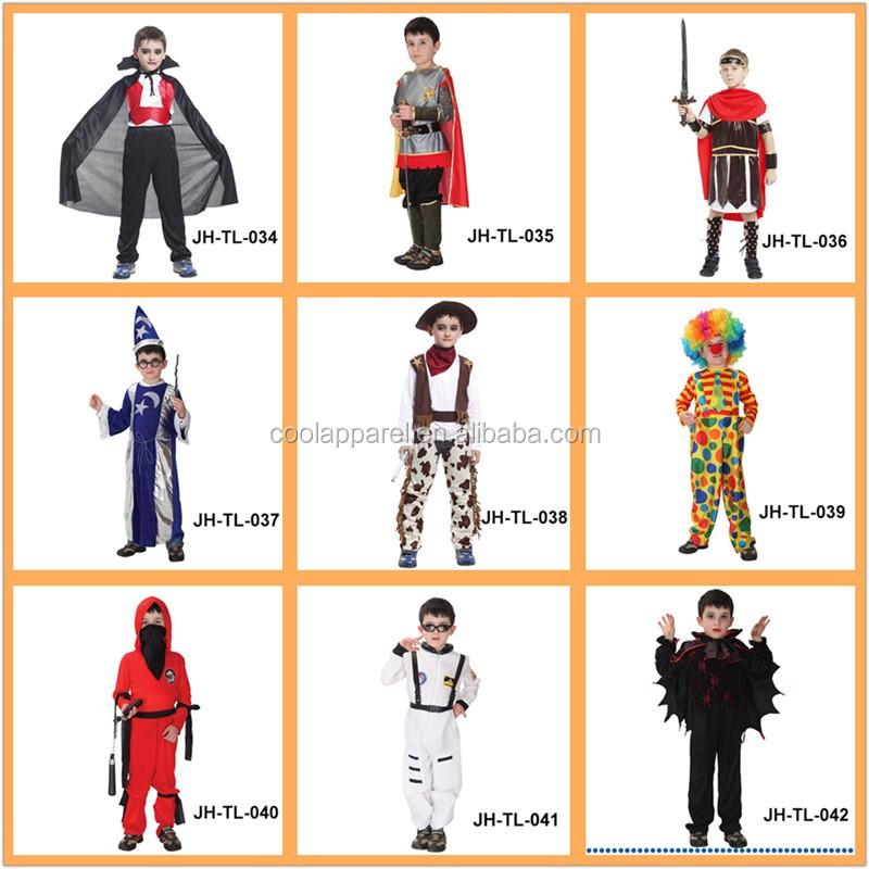 En gros 2016 nouveaux enfants produit Halloween costumes pour enfants