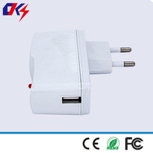USB Wall Charger 5 V 3.4a usb dinding charger usa untuk ponsel 17 W usb wall charger