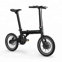 Affordable 16inch Electric Folding Bicycle/ Electric Bike/ Ebike with 3V Lithium ion Battery Pack