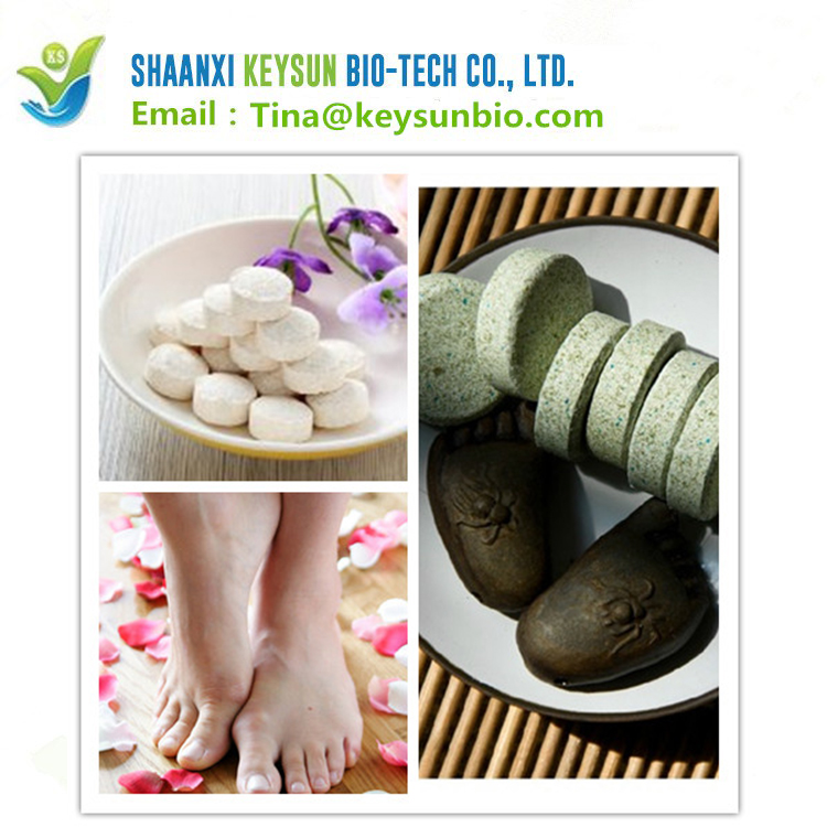 2018 hot sale 6g foot bath tablets for women <strong>health</strong>