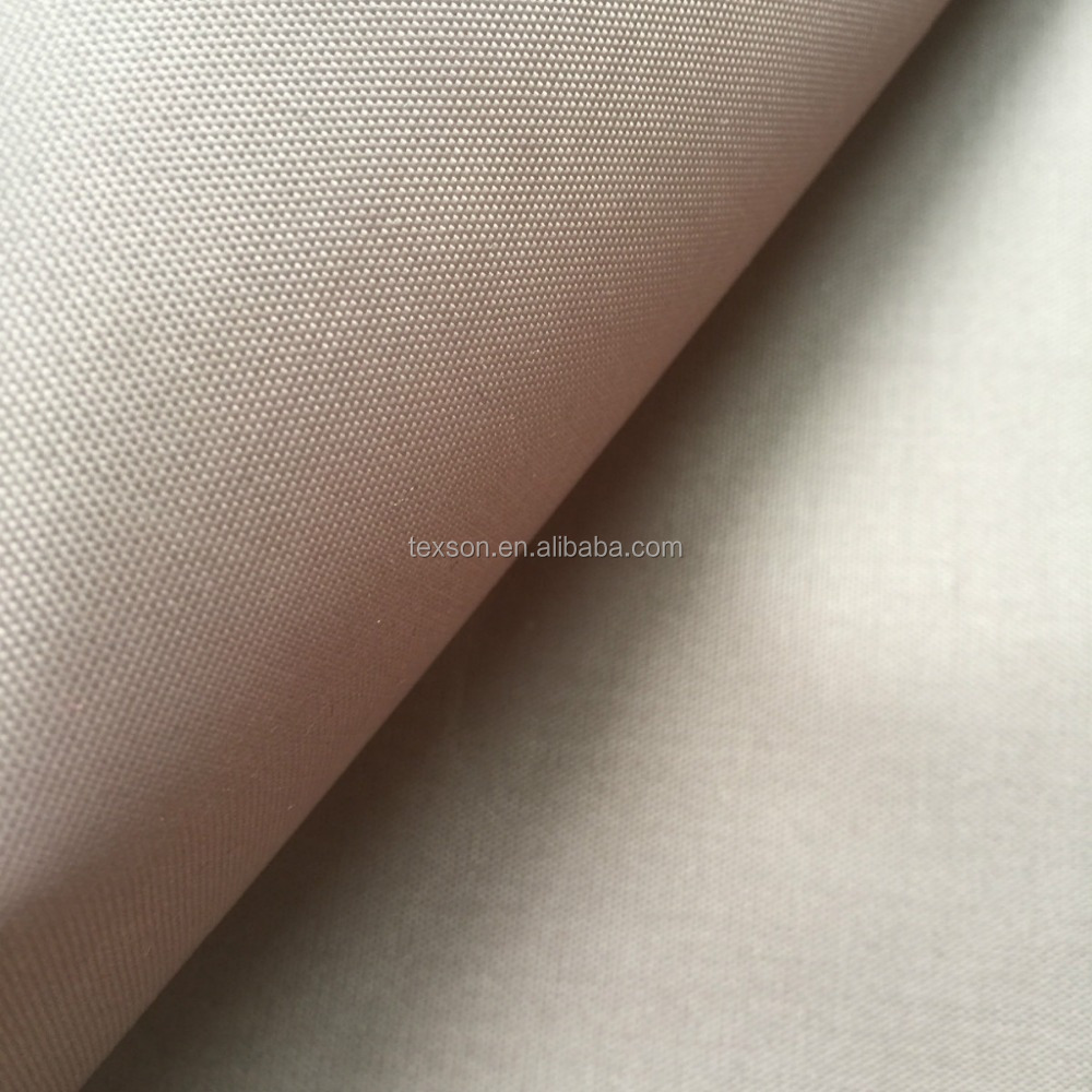 190D with PU coating 210T polyester taffeta fabric bag material