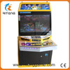 China supplier 32 inch LCD 2 player street fighter cocktail table video arcade for 520 in 1