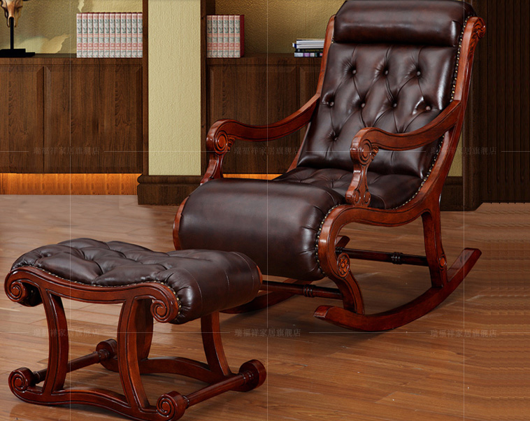 ... Fabric Rocking Chair,American Classic Rocking Chair,Leisure Chair
