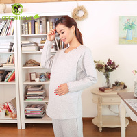 autumn fashion design cotton pregnant women clothes