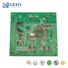 Immersion Gold/Silver/Tin Asic Miner PCB Board, 94V0 RoHS UL Certificate Asic Miner Printed Circuit Board