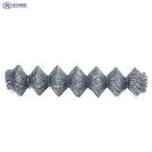 High Quality hot dipped galvanized wire mesh used chain link fence for sale factory price