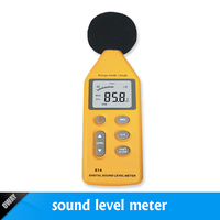 Hot selling new professional digital sound noise level meter