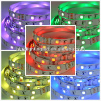 2013 best-selling export UK holiday decoration IP67 smd 12V digital rgb silicone waterproof micro led strip light