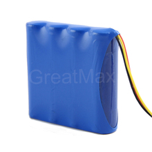 Rechargeable 4S1P 14.4v li-ion battery pack for vacuum cleaner
