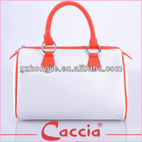 lady fashion genuine leather brand handbags