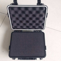 Plastic Storage Case with Handle Hard Plastic Military Precision Instrument Case_27500790