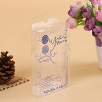 Clear Packaging Boxes Transparent Plastic Gift