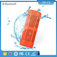 New design IPX4 waterproof shockproof music mini bluetooth speaker