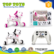 2017 NEW RC robot dog 2.4Ghz wifi USB multifuntion rc dancing toys china