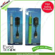 medical equipments Ocitytimes evod vaporizer MT3 /electronic cigarette battery /evod mt3 ecig starter kit