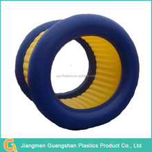 pool floating inflatable water roller wheel