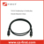(3Feet) Toslink Optical Digital Audio Cable OD:4.0mm Molded Black