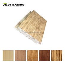 Made In China Cheap Price T&G Click Waterproof Charcoal Surface Solid Bamboo Flooring/ Parquet