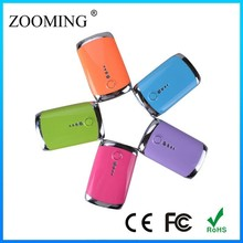 2014 idea promotional gift 2600mah lipstick portable charge for mobile phone