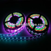5v waterproof hl1606 led strip digital