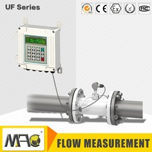 High temperature hot water flow meter waste water flow meter sensor