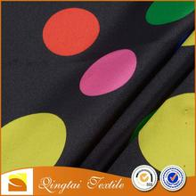 Printing Cheap price pure polyester satin georgette fabric