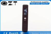 wholesale free shipping 10 pcs/lot 8GB Mp3 music player Best Digital Usb Voice Recorder
