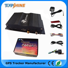 Most powerful can customized GPS Vehicle Tracker Support OBD II Passive RFID/smart car alarm excellent fleet management-I