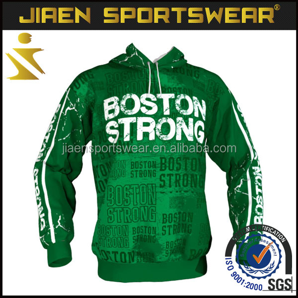 Guangzhou OEM winter 50% Cotton 50% Polyester Long Sleeve Jersey Zipper-Up Printed Hoodies wholesale outlet clothing