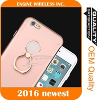 phone case mobile ring cover bumper case for iphone 4 case