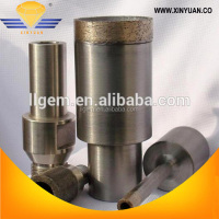 75L Screw Diamond Core Drill Bits for glass drilling